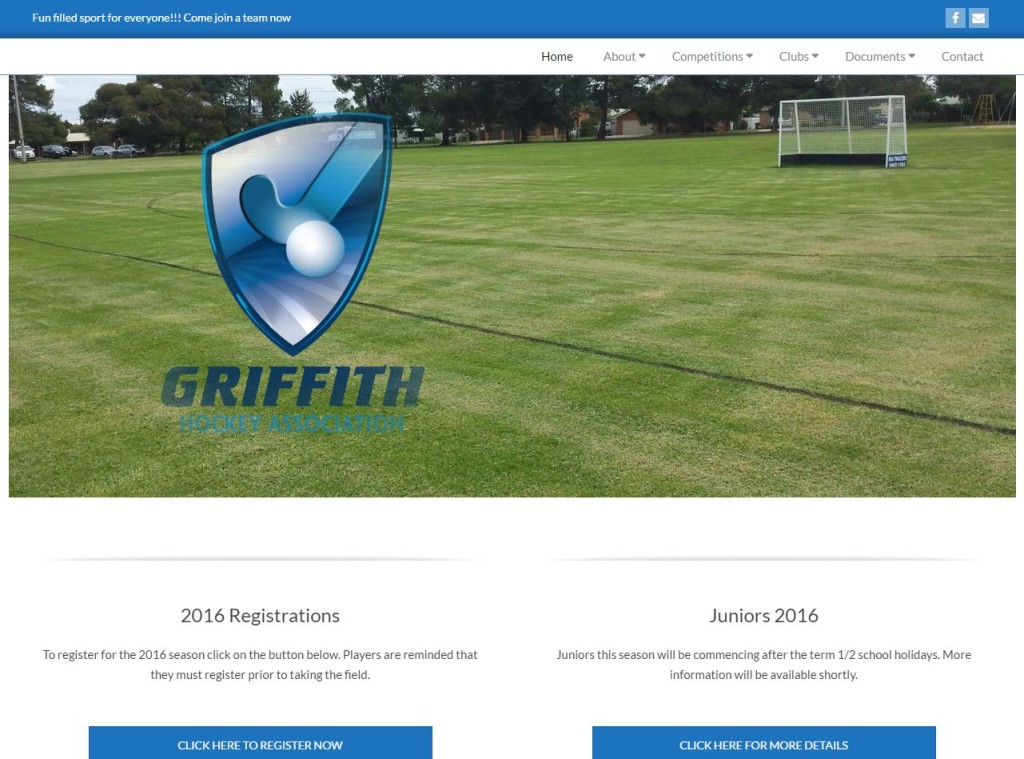 Griffith Hockey Association
